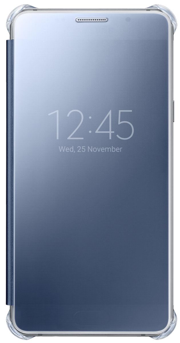 Samsung EF-ZA710C Clear View Cover чехол для Galaxy A7 (2016), BlackEF-ZA710CBEGRUЧехол Samsung ClearView для Galaxy A7 (SM-A710F) идеально сочетается со стильным глянцевым корпусом смартфона. Он обеспечивает доступ к необходимой информации на экране гаджета. Вы можете принимать или отклонять звонки, смотреть время и дату и получать различные сообщения даже когда чехол закрыт. Флип откидывается влево. Samsung ClearView обеспечивает надежную и долговременную защиту вашего Galaxy A7 (SM-A710F) от царапин, ударов и грязи.