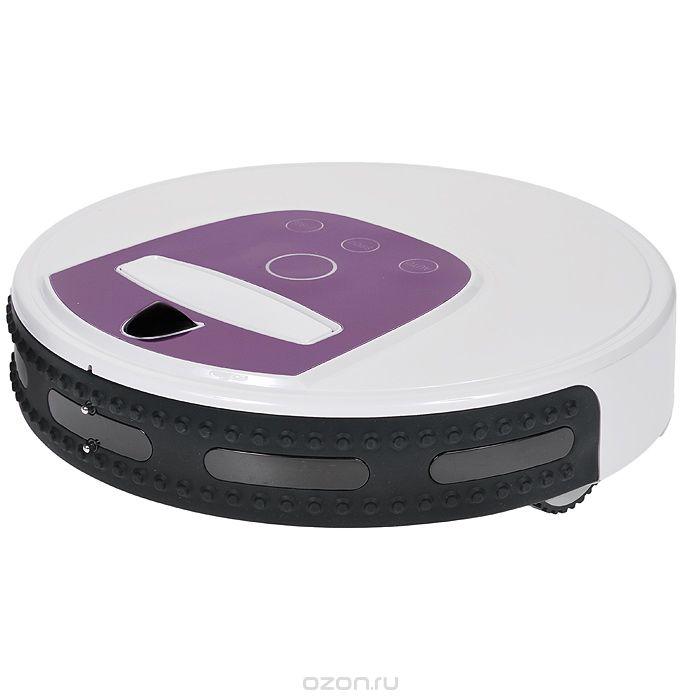 Xrobot XR-510D, White робот-пылесосXR-510DXrobot XR510D – самый красивый робот-пылесос из новой серии Xrobot XR510. Его отличают изысканный дизайн, удобство и функциональность. Этот суперсовременный робот-пылесос идеально очищает от пыли и сора любое напольное покрытие: паркет, ламинат, линолеум или керамическую плитку, а также превосходно убирает ковровые покрытия с высотой ворса от 0 до 4 см. Сенсорная панель управления на корпусе робота-пылесоса Xrobot XR510D позволяет легко и быстро запустить основные режимы работы устройства. Благодаря яркой индикации на корпусе робота-пылесоса, всегда и с любого расстояния видно в каком режиме работает пылесос. Встроенная ручка для переноски, позволяет одной рукой легко и быстро переместить устройство в необходимое место. Модель Xrobot XR510D оснащена аккумулятором повышенной емкости. Теперь максимальное время работы робота-пылесоса XR510D увеличилось до 150 минут. Xrobot XR510D оснащен интегрированным бампером с двумя рядами датчиков...