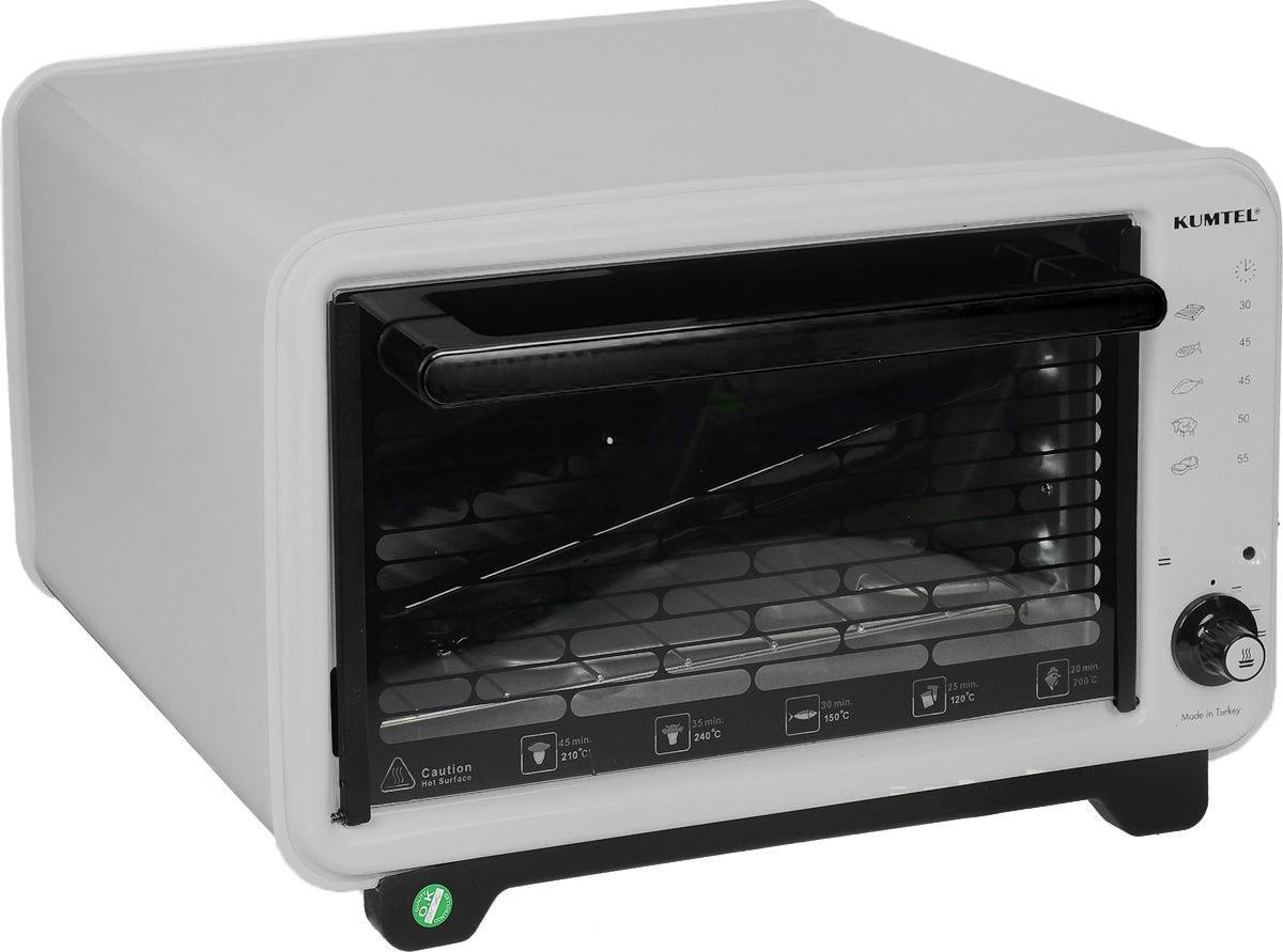 Kumtel KF 3000 D, Grey жарочный шкаф