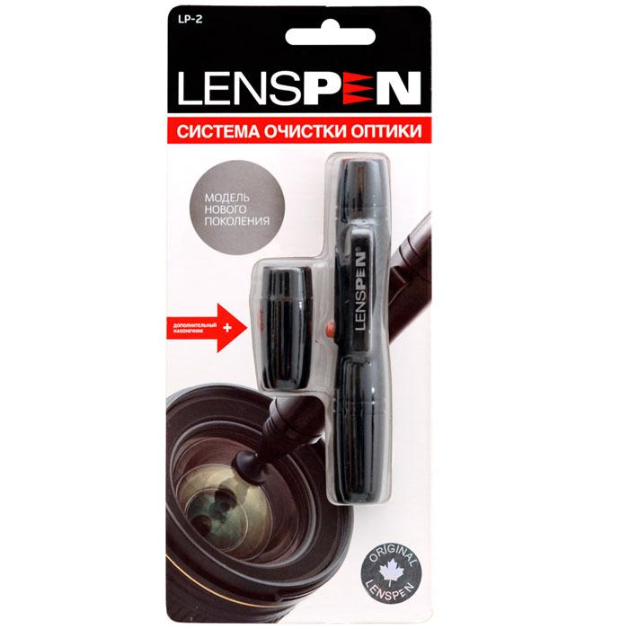 Lenspen LP-2 чистящий карандашLP-2Карандаш для очистки оптики Lenspen разработан специально для эффективной очистки оптических линз диаметром от 13 мм и больше. Безжидкостный специальный углеродный чистящий состав находится в съемном колпачке, закрывающем чистящую подушечку. Карандаш абсолютно безопасен для всех оптических линз, не сохнет, не оставляет никаких следов и разводов, не требует заправки и умещается в любой карман. В комплект входит дополнительный колпачок с чистящим составом.
