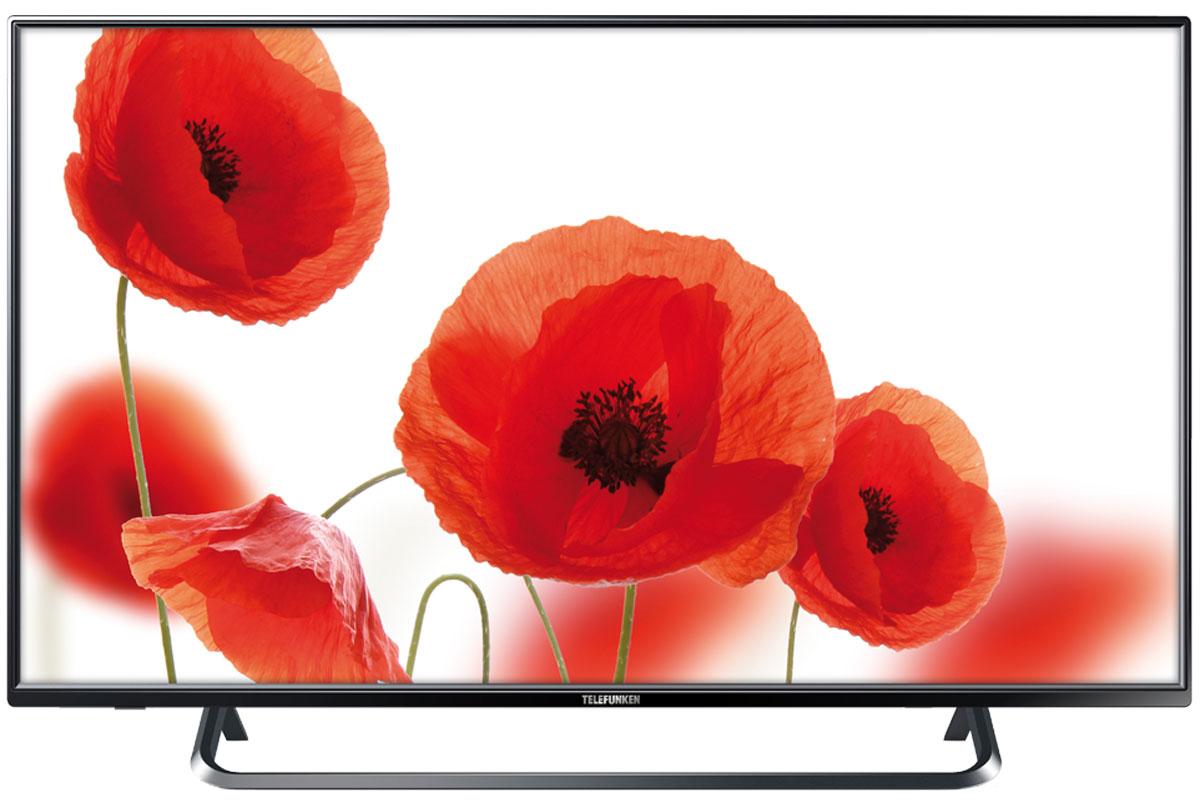 Telefunken TF-LED43S36T2, Black телевизор ( TF-LED43S36T2 )