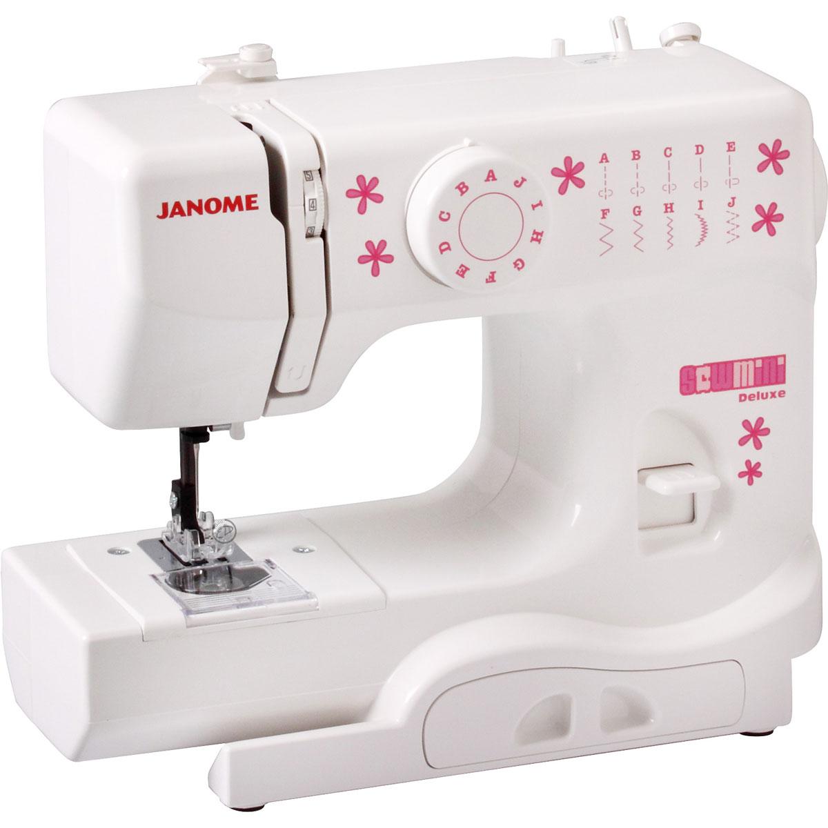 Janome Sew Mini Deluxe швейная машина