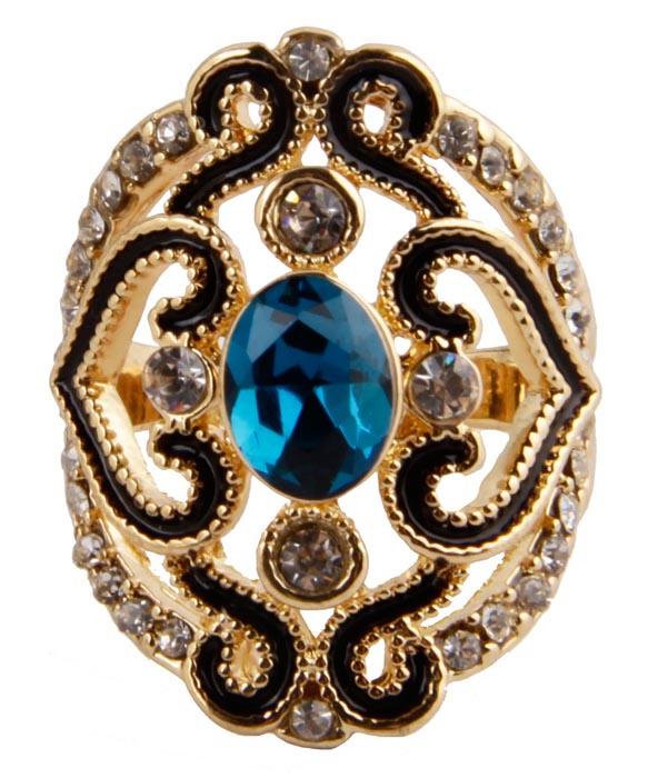 Кольцо Лунный свет в византийском стиле. Металл, австрийские кристаллы, искусственные камни. Конец XX векаBR77KL80Кольцо Лунный свет в византийском стиле. Металл, австрийские кристаллы, искусственные камни. Конец XX века. Размер 18. Сохранность хорошая. Изящное украшение выполнено в ярко выраженном византийском стиле. Основным элементом украшения является крупный искусственный камень голубого цвета. Представленное вашему вниманию изделие отличается высоким уровнем мастерства исполнения, оригинальным авторским дизайном. Этот аксессуар станет изысканным украшением для романтичной и творческой натуры и гармонично дополнит Ваш наряд, станет завершающим штрихом в создании образа.