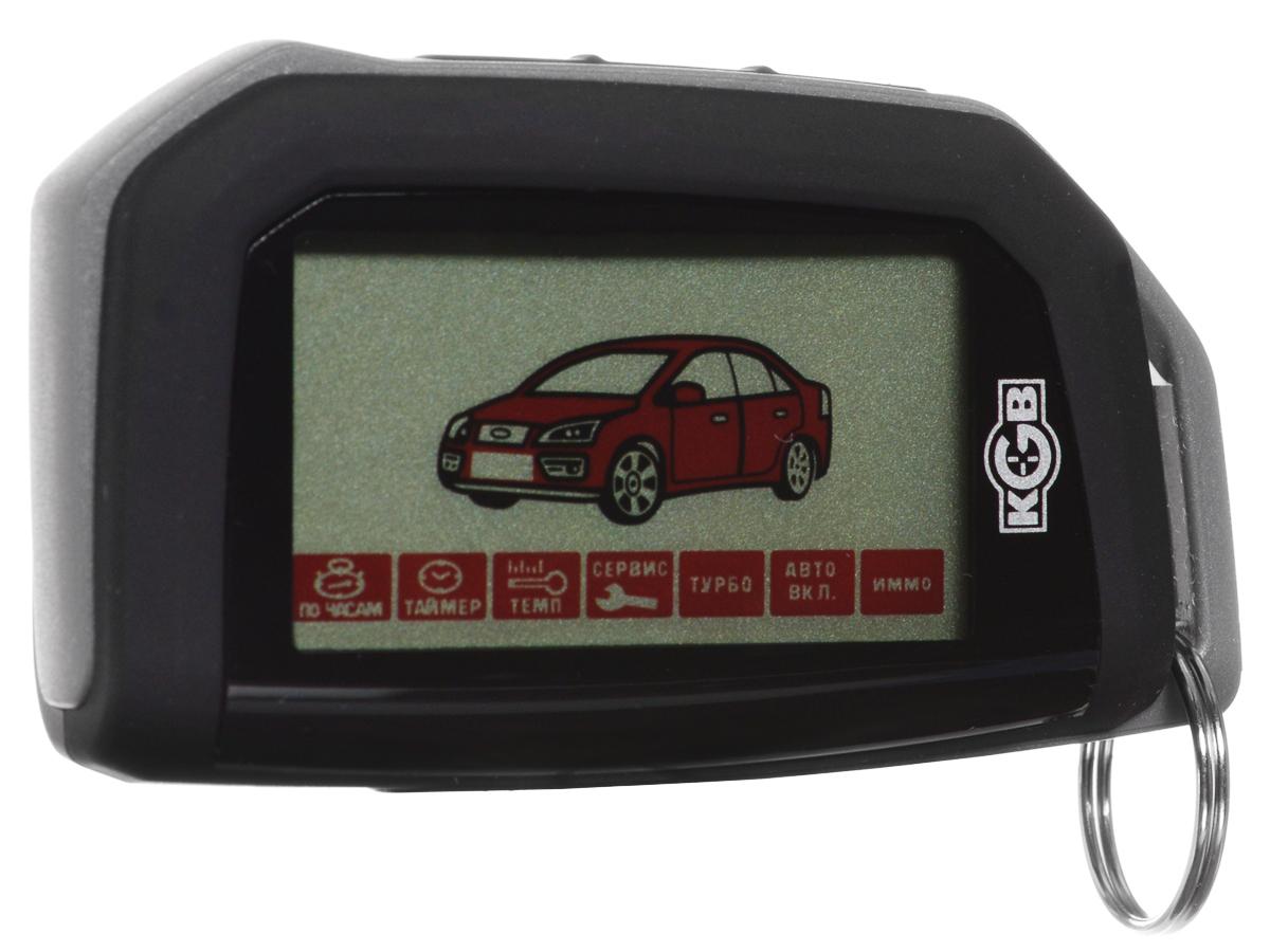 KGB G-5 охранная система для автомобиляKGB G-5Охранная система KGB G-5 использует новейший код типа сдвоенный диалог (Duplex Dialog), построенный на алгоритме шифрования AES с использованием индивидуальных для каждой системы 128-битных ключей. Установку сигнализации можно производить как традиционным способом с проводным подключением, так и с подключением к CAN-шине, что позволяет использовать некоторые элементы штатной охранной системы и не прокладывать лишнюю проводку. Коммуникация охранной системы с шиной реализована через оригинальный модуль CANCARD, выполненный в виде карты, корпус которой соответствуют корпусу обычной карты SD. В этой системе реализовано интеллектуальное управление Smart Start +, которое позволяет устанавливать ее на автомобили с бензиновым или дизельным двигателем (с необходимой задержкой запуска), с атмосферным или турбированным двигателем (система турботаймер), с автоматической или ручной коробкой передач. KGB G-5 может быть легко установлена на авто,...