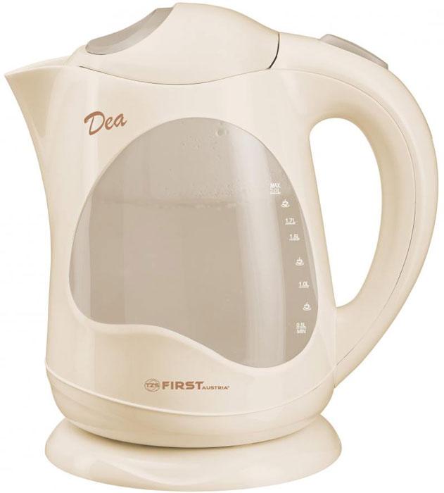 First FA-5430, Beige электрический чайник