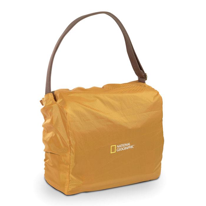 National Geographic (Kata) A2560RC дождевой чехол для сумки7290100287040Чехол-дождевик National Geographic (Kata) A2560RC. Укроет от дождя рюкзак маленького или среднего размера. Сворачивается в небольшую сумочку. Можно прицепить на боковой карман.