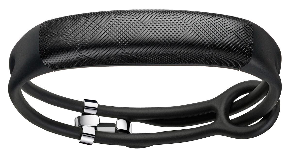 Jawbone UP2, Black Diamond фитнес-браслет ( JL03-0303CGI-EM )
