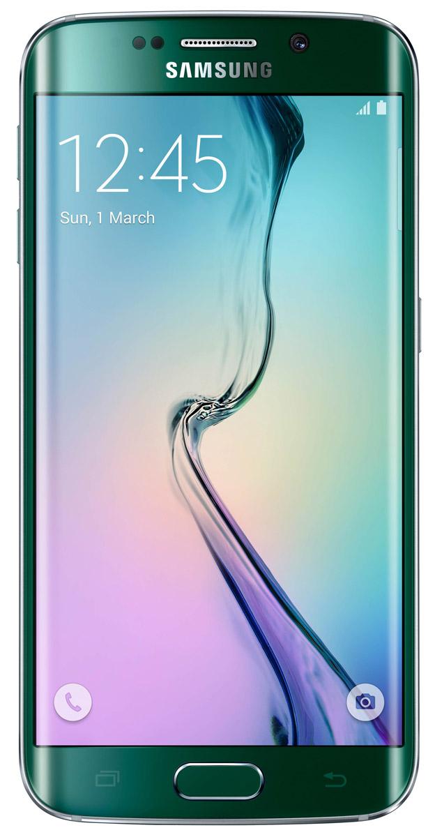Samsung SM-G925F Galaxy S6 Edge (32 GB), Emerald title=