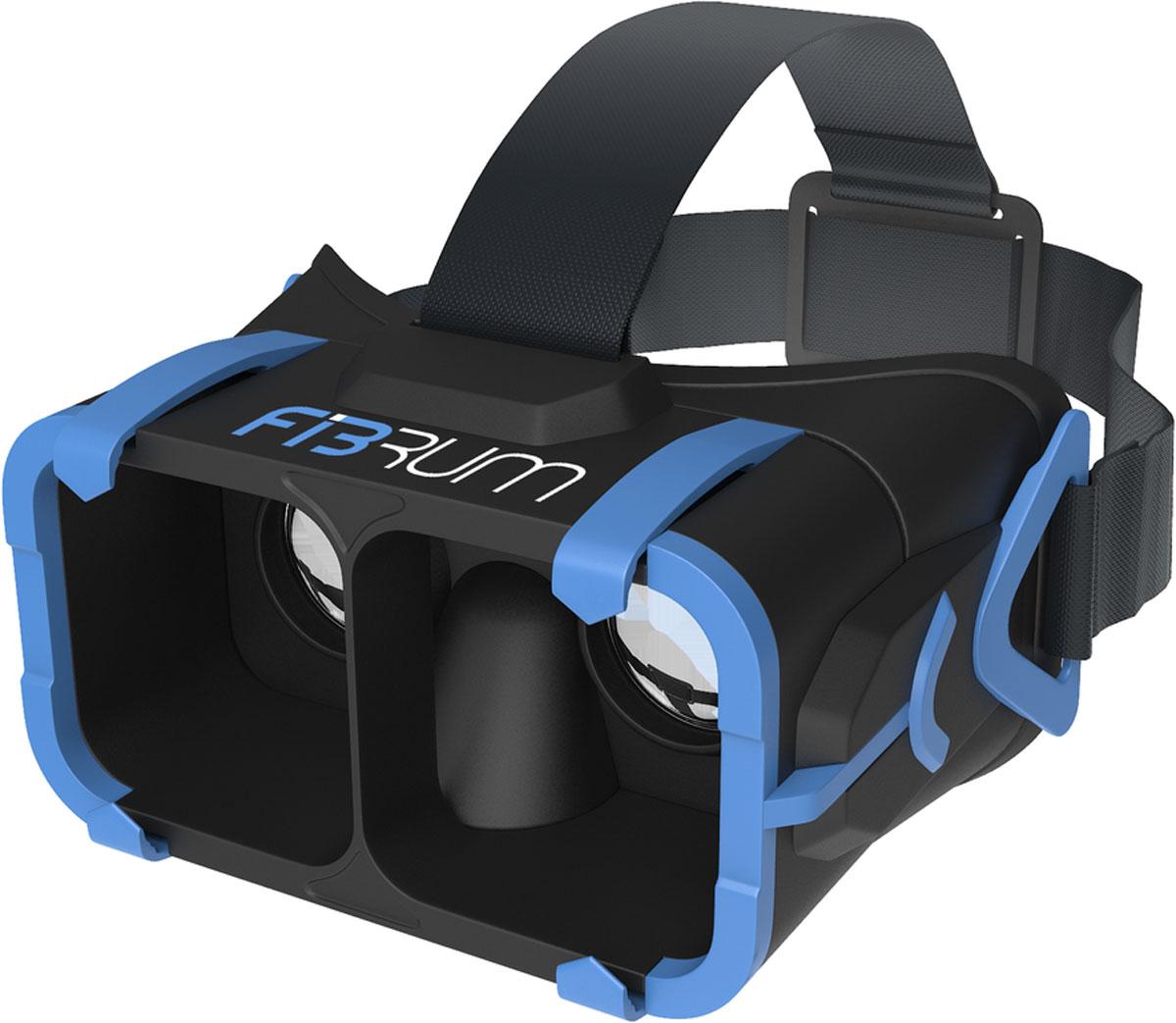 Fibrum Pro шлем виртуальной реальностиFIBRUM_PROFibrum Pro - шлем виртуальной реальности, позволяющий вам с максимальным комфортом погрузиться в другие миры и испытать новые эмоции. Fibrum - первая и единственная компания в мире, предлагающая комплексное решение в сфере VR: вместе со шлемом пользователи получают все доступные приложения и новинки Fibrum абсолютно бесплатно в течение года. Добро пожаловать в будущее! Год бесплатных развлечений: Каждый покупатель шлема получает бесплатный годовой доступ ко всем приложениям Fibrum. По истечении одного года вы получаете бессрочную скидку в 20% на все последующие покупки. Универсальный: Шлем совместим с большинством смартфонов с диагональю от 4 до 6 дюймов на любой из популярных операционных систем (iOS, Android, Windows Phone). ультралегкий: Современные материалы: высококачественный пластик и гиппоалергенный силикон, позволили сделать VR- шлем Fibrum самым легким среди аналогов. Высококачественные стеклянные...
