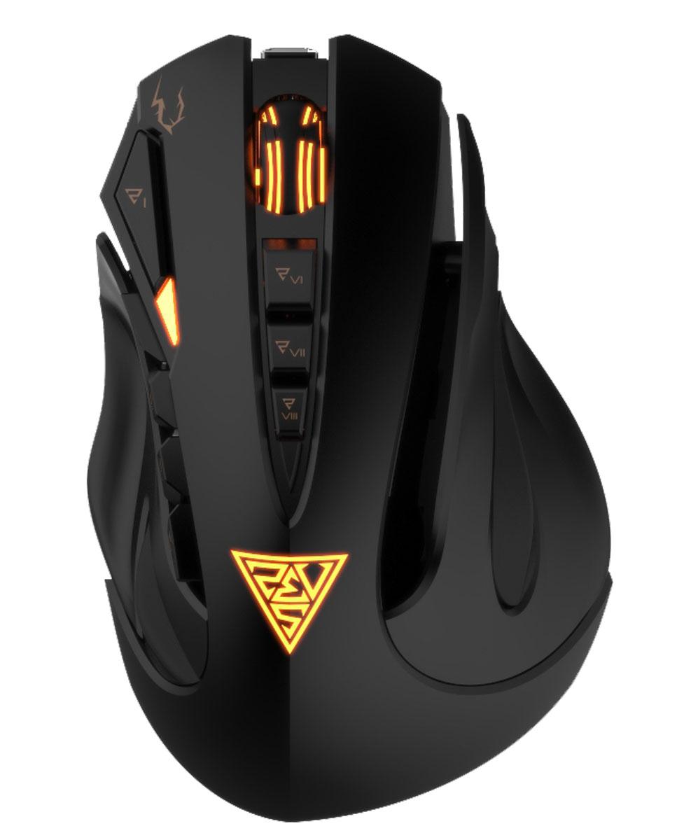 Gamdias Zeus Laser Esport игровая мышьGM-GMS1100Многофункциональная игровая мышь Gamdias Zeus Laser Esport с регулировкой боковых панелей, 11 кнопками и 32-битным процессором ARM. Мышь имеет мощную аппаратную начинку и эргономичный корпус. Лазерный сенсор 8200 dpi: Высокоточный лазерный сенсор с разрешением 8200 dpi, которое можно менять на лету. Система регулировки веса: Изменение общего веса с помощью пяти грузиков весом по 4.5 грамма для повышения удобства управляемости мышью. 11 интеллектуальных клавиш: 9 из 11 кнопок мыши являются программируемыми и используются для назначения макрокоманд, профилей, клавишных сочетаний, управления мультимедийными функциями и функциями Windows. Высокопроизводительный микропроцессор: 32-битный процессор ARM Cortex Premium обеспечивает исключительную вычислительную мощность. Настраиваемая LED-подсветка: Настройка подсветки в зависимости от предпочтений пользователя и освещенности помещения. ...