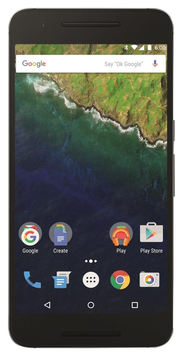 Zakazat.ru: Huawei Nexus 6P 32GB, Grey