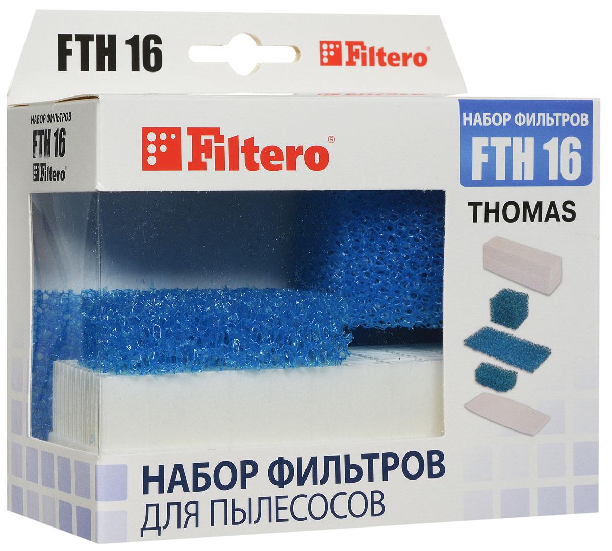Filtero FTH 16 TMS HEPA-фильтр для Thomas