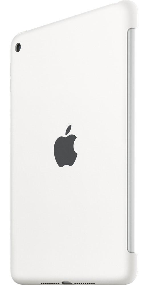 Apple Silicone Case чехол для iPad mini 4, White