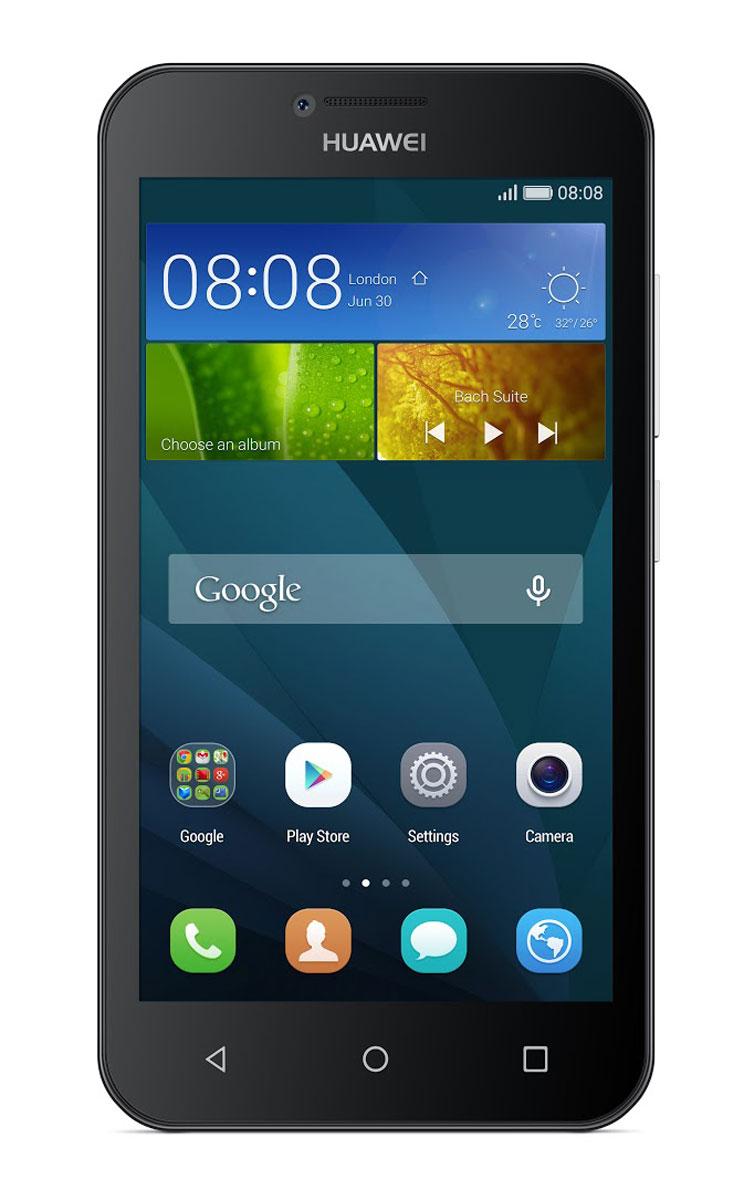 Huawei Ascend Y5, Black