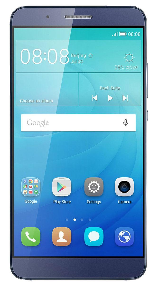 Huawei ShotX, Blue телефон со сканером отпечатка пальца