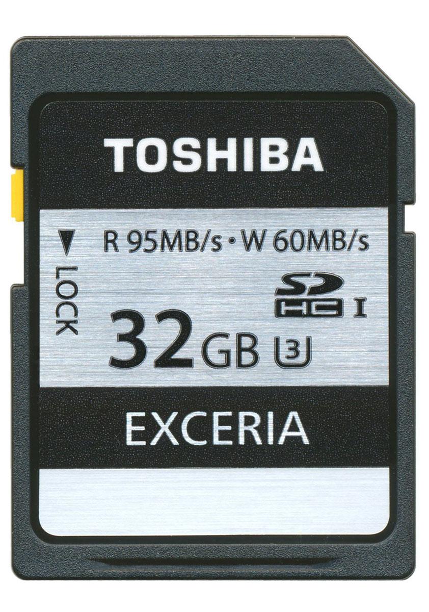 Zakazat.ru: Toshiba Exceria SDHC UHS-I Class 3 32GB карта памяти