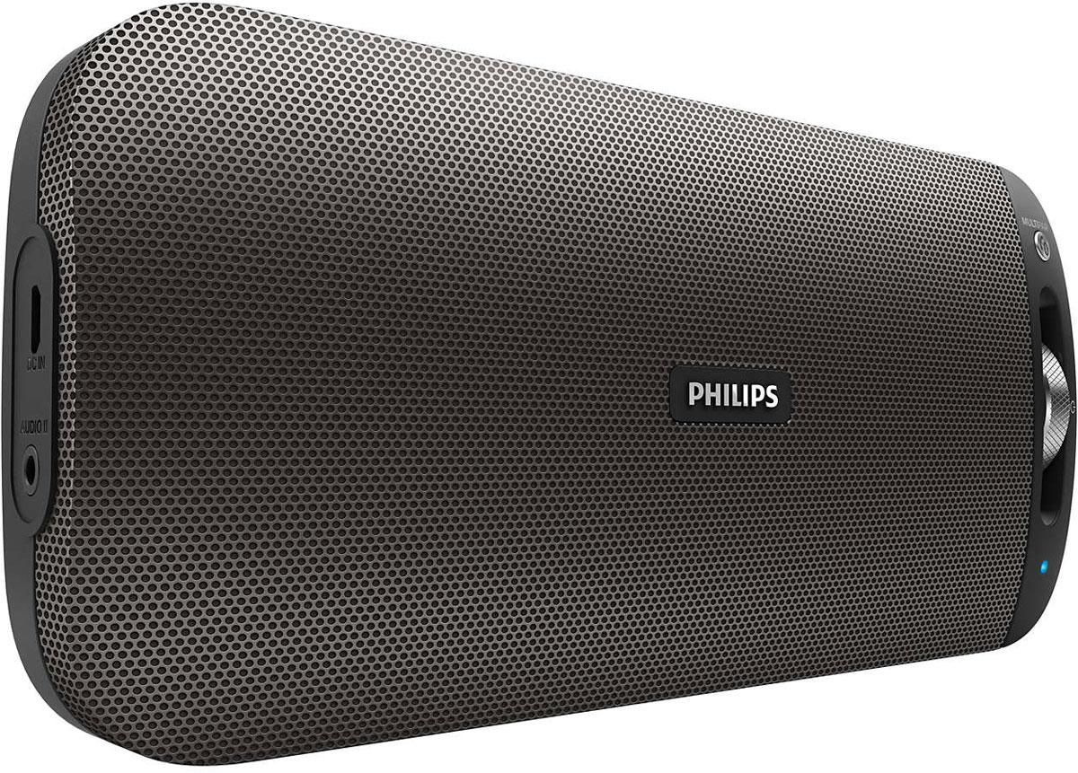 Philips BT3600B/00, Black портативная акустическая система