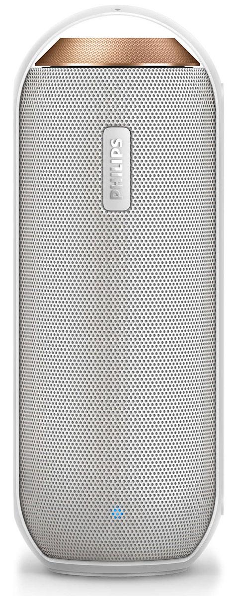 Philips BT6000W/12, White портативная акустическая система