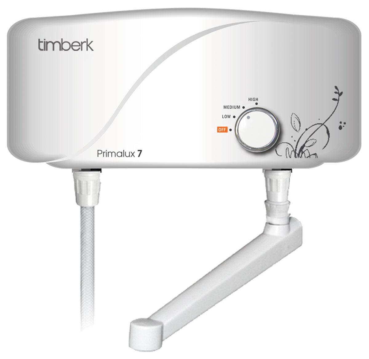 Timberk WHEL-3 OC проточный водонагреватель с краном ( WHEL-3 OC )