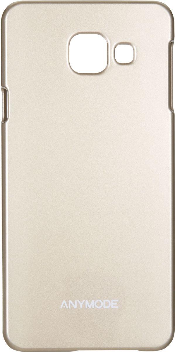 Anymode Hard Case чехол для Samsung Galaxy A3 2016, GoldFA00103KGDЧехол Anymode Hard Case для Samsung Galaxy A3 2016 обеспечивает надежную защиту корпуса смартфона от механических повреждений и надолго сохраняет его привлекательный внешний вид. Чехол также обеспечивает свободный доступ ко всем разъемам и клавишам устройства.