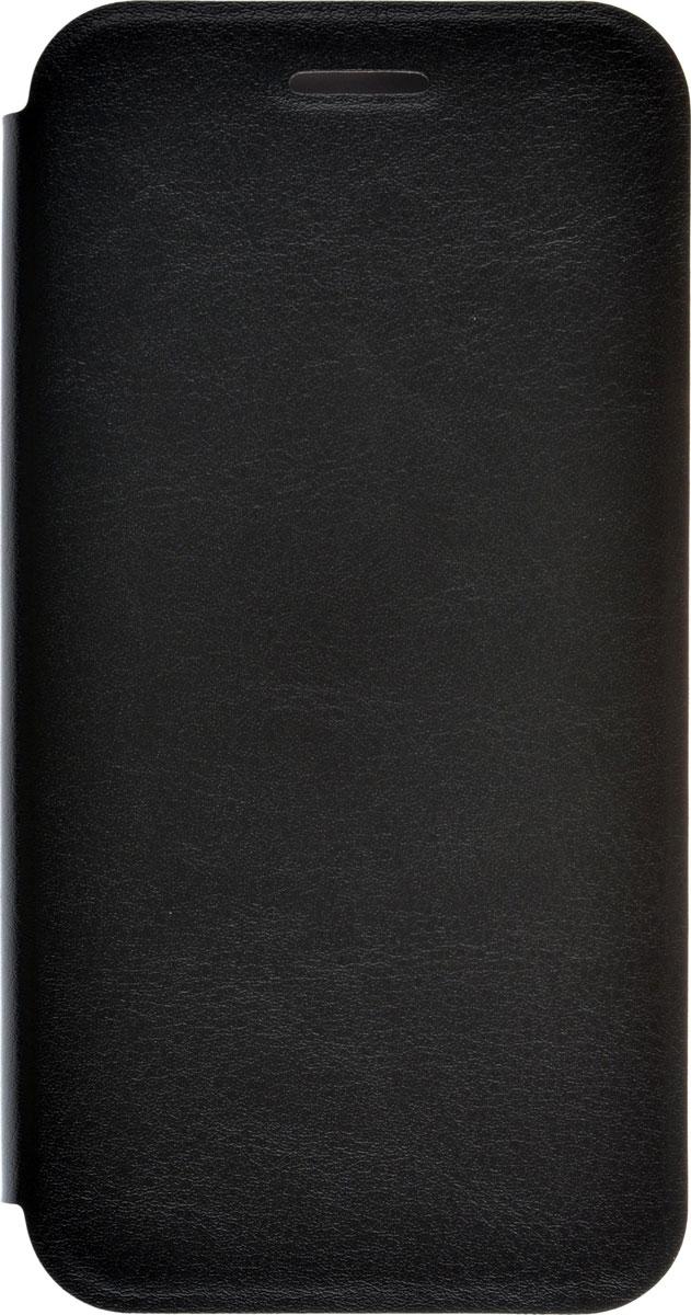 Skinbox Lux чехол для ZTE Blade X5, BlackT-S-ZBX5-003Чехол Skinbox Lux для ZTE Blade X5 выполнен из высококачественного поликарбоната и экокожи. Он обеспечивает надежную защиту корпуса и экрана смартфона и надолго сохраняет его привлекательный внешний вид. Чехол также обеспечивает свободный доступ ко всем разъемам и клавишам устройства.