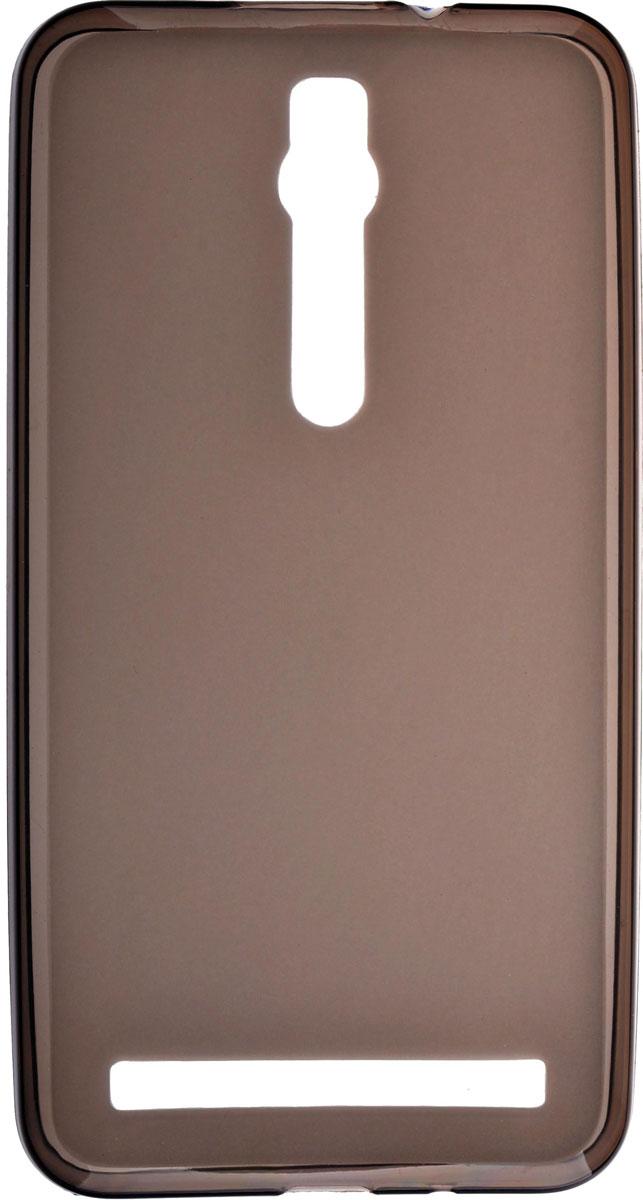 Skinbox Silicone чехол для Asus Zenfone 2 ZE550ML/551ML, BrownT-P-AZE551-002Чехол-накладка Skinbox Silicone для Asus Zenfone 2 обеспечивает надежную защиту корпуса смартфона от механических повреждений и надолго сохраняет его привлекательный внешний вид. Накладка выполнена из высококачественного материала, плотно прилегает и не скользит в руках. Чехол также обеспечивает свободный доступ ко всем разъемам и клавишам устройства.