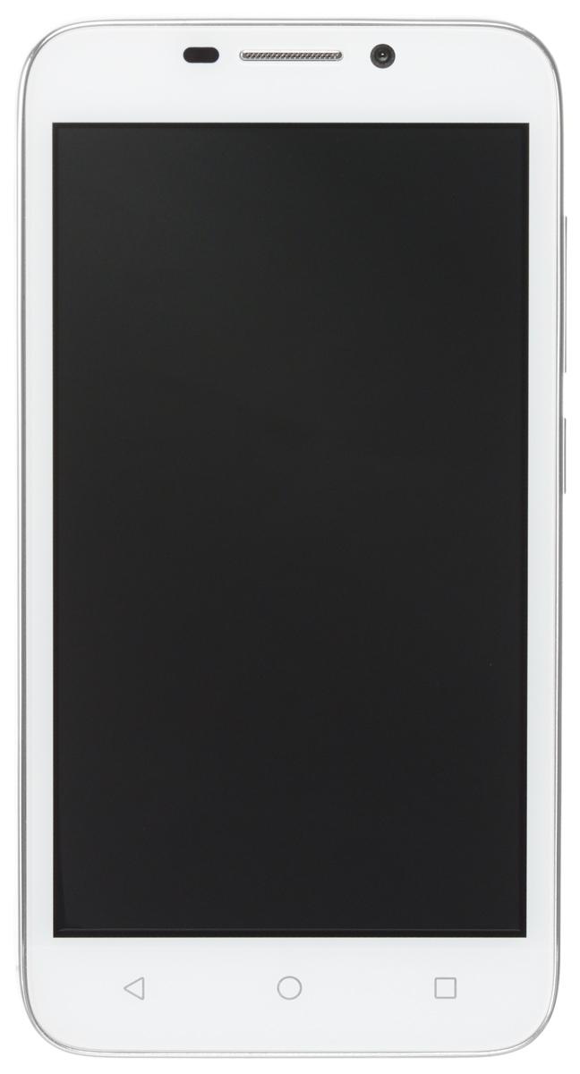 Huawei Ascend Y5c, White51050KQGHuawei Ascend Y5c - стильный и недорогой смартфон с широкими возможностями. Четырехъядерный процессор Spreadtrum SC7731 с частотой 1.2 ГГц позволяет использовать все современные мобильные приложения. Коммуникационные возможности представлены Bluetooth 4.0, Wi-Fi 802.11 b/g/n при помощи которых можно воспользоваться беспроводной гарнитурой или подключиться к интернету. Также Huawei Ascend Y5c не даст вам заблудится в городе и всегда укажет дорогу благодаря функции GPS. Модель оборудована стандартными разъемами - 3.5 мм для подключения наушников и micro-USB - для зарядки и присоединения к USB-порту компьютера. Huawei Ascend Y5 также обладает функциональным мультимедиа-плеером, способным воспроизводить аудио и видео-файлы самых популярных форматов. Девайс обладает двумя слотами для SIM-карт, слотом для карт памяти microSD (до 32 ГБ). Смартфон оснащен двумя камерами: основной на 8 мегапикселей и фронтальной на 2 мегапикселя....