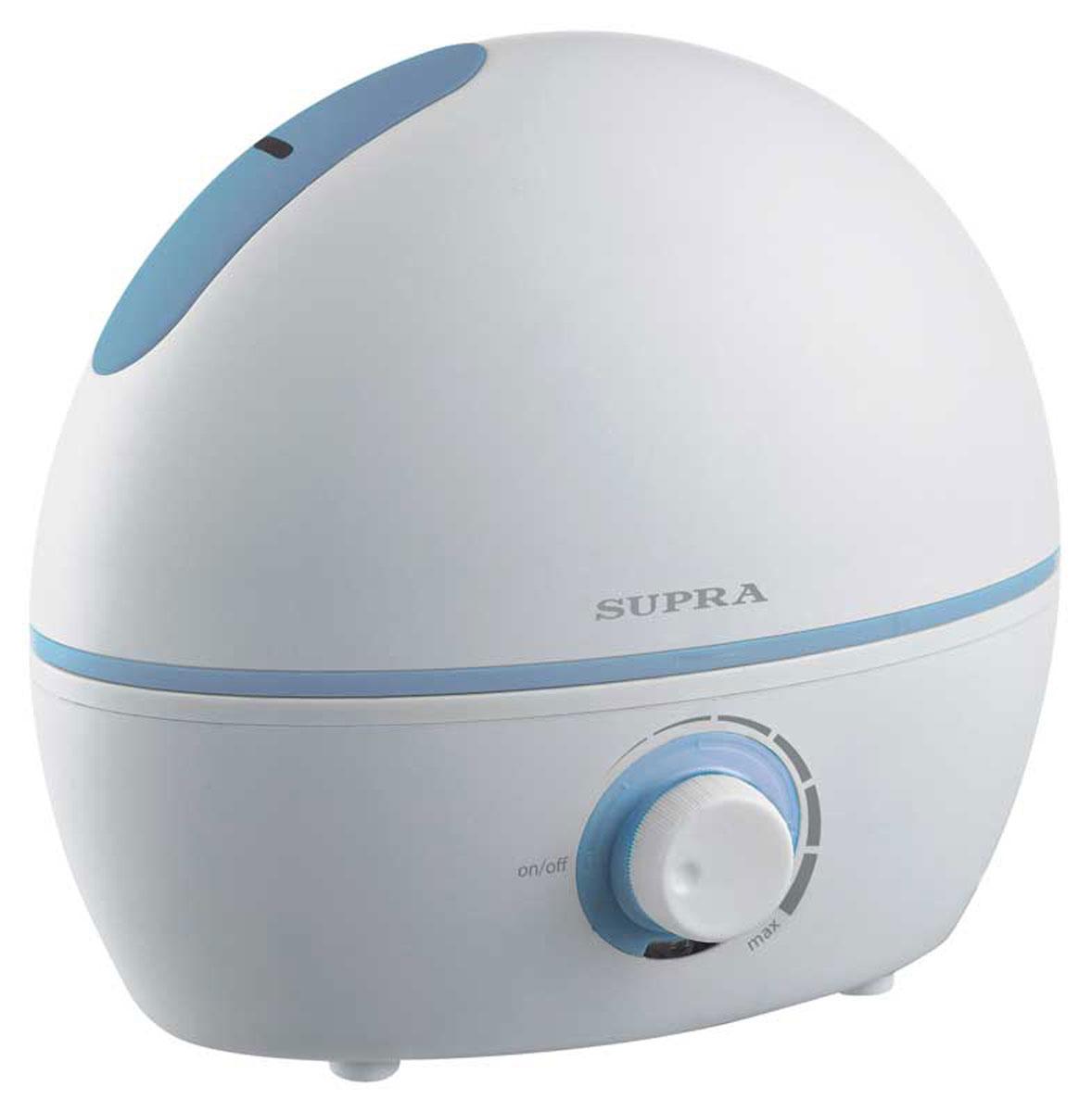 Supra HDS-102, White увлажнитель воздуха