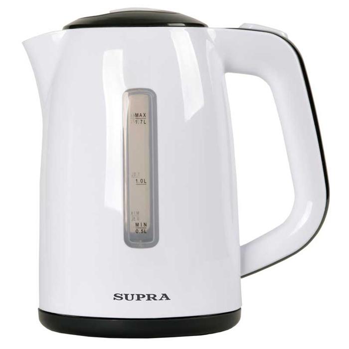 Supra KES-1728, White Grey чайник электрический