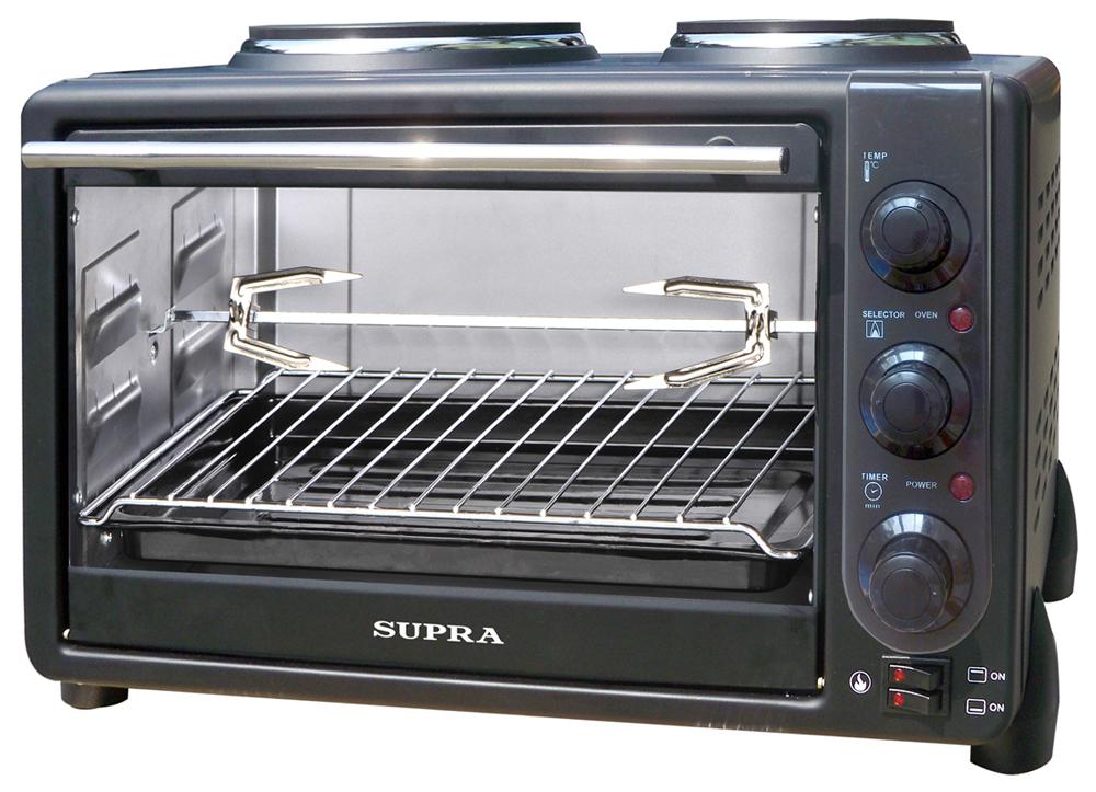 Supra MTS-342, Black электропечь
