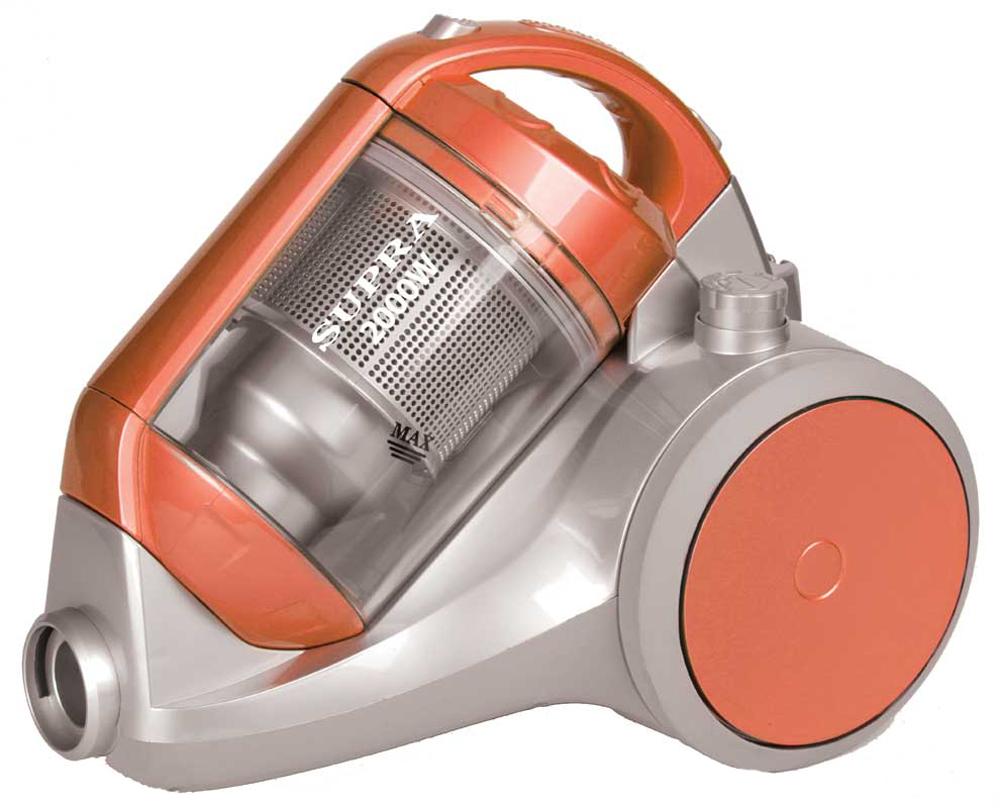 Supra VCS-2023, Orange пылесос