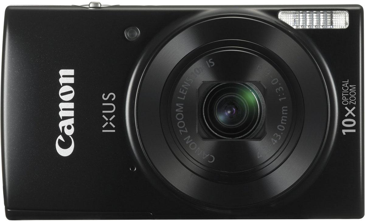 Canon IXUS 180, Black цифровая фотокамера