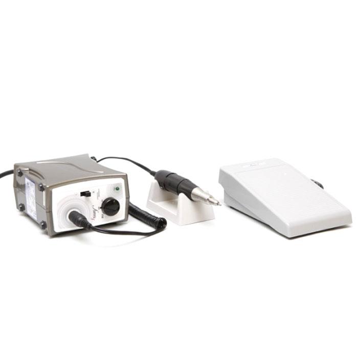Saeshin Aurora S/102 SET аппарат для маникюра и педикюра (с педалью в коробке, 35000 об/мин)