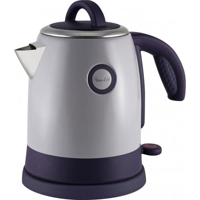 Великие Реки Чая-5А, Grey Purple электрический чайник