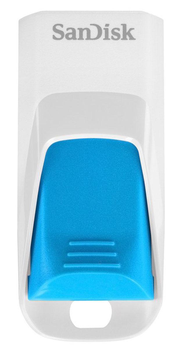 SanDisk Cruzer Edge 8GB, Blue USB-накопитель ( SDCZ51W-008G-B35B )