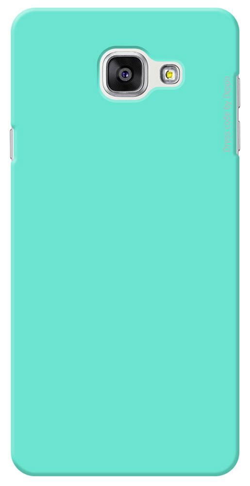 Deppa Air Case чехол для Samsung Galaxy A7(2016), Mint83236Чехол Deppa Air Case для Samsung Galaxy A7(2016) предназначен для защиты корпуса смартфона от механических повреждений и царапин в процессе эксплуатации. Имеется свободный доступ ко всем разъемам и кнопкам устройства. Чехол изготовлен из поликарбоната Teijin производства Японии с покрытием Soft touch.