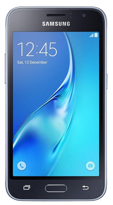 Samsung SM-J120F Galaxy J1 (2016), BlackSM-J120FZKDSERSamsung Samsung SM-J120F Galaxy J1 - это гармония стиля и функциональности. Закругленные края подчеркивают простой, но элегантный и современный дизайн, а толщина корпуса в 8,9 мм обеспечивает удобство в использовании! Яркие впечатления от просмотра Яркие впечатления от просмотра на 4,5 экране. Он отличается широкой палитрой воспроизводимых цветов. Благодаря обновленному дизайну экран выглядит шире, а воспроизводимые изображения очень реалистичны. Яркие и четкие фотографии: 5-мегапиксельная основная камера с диафрагмой f/2.2 – гарантия отличных снимков. Емкий аккумулятор: Аккумулятор с емкостью 2050 мАч позволит оставаться на связи дольше обычного. Разрядился аккумулятор? Нет проблем! Режим максимального энергосбережения позволит продлить работу вашего смартфона. Повышенная производительность: 4-ядерный 1,3 ГГц процессор и 1 ГБ оперативная память обеспечат мгновенную реакцию смартфона на любые ...