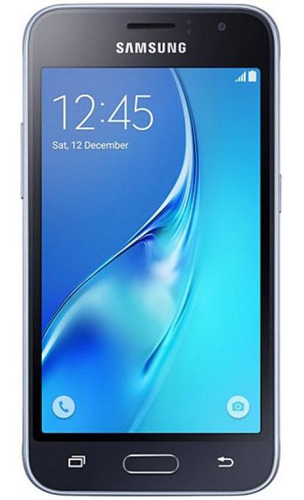 Samsung SM-J105H Galaxy J1 mini, BlackSM-J105HZKDSERSamsung SM-J105H Galaxy J1 mini - это гармония стиля и функциональности. Закругленные края подчеркивают простой, но элегантный и современный дизайн, а толщина корпуса в 10,7 мм обеспечивает удобство в использовании! Яркие впечатления от просмотра Яркие впечатления от просмотра на 4 экране. Он отличается широкой палитрой воспроизводимых цветов. Благодаря обновленному дизайну экран выглядит шире, а воспроизводимые изображения очень реалистичны. Яркие и четкие фотографии: 5-мегапиксельная основная камера с диафрагмой f/2.2 - гарантия отличных снимков. Емкий аккумулятор: Аккумулятор с емкостью 1500 мАч позволит оставаться на связи дольше обычного. Разрядился аккумулятор? Нет проблем! Режим максимального энергосбережения позволит продлить работу вашего смартфона. Повышенная производительность: 4-ядерный 1,2 ГГц процессор обеспечит мгновенную реакцию смартфона на любые ваши действия. Вы по достоинству...