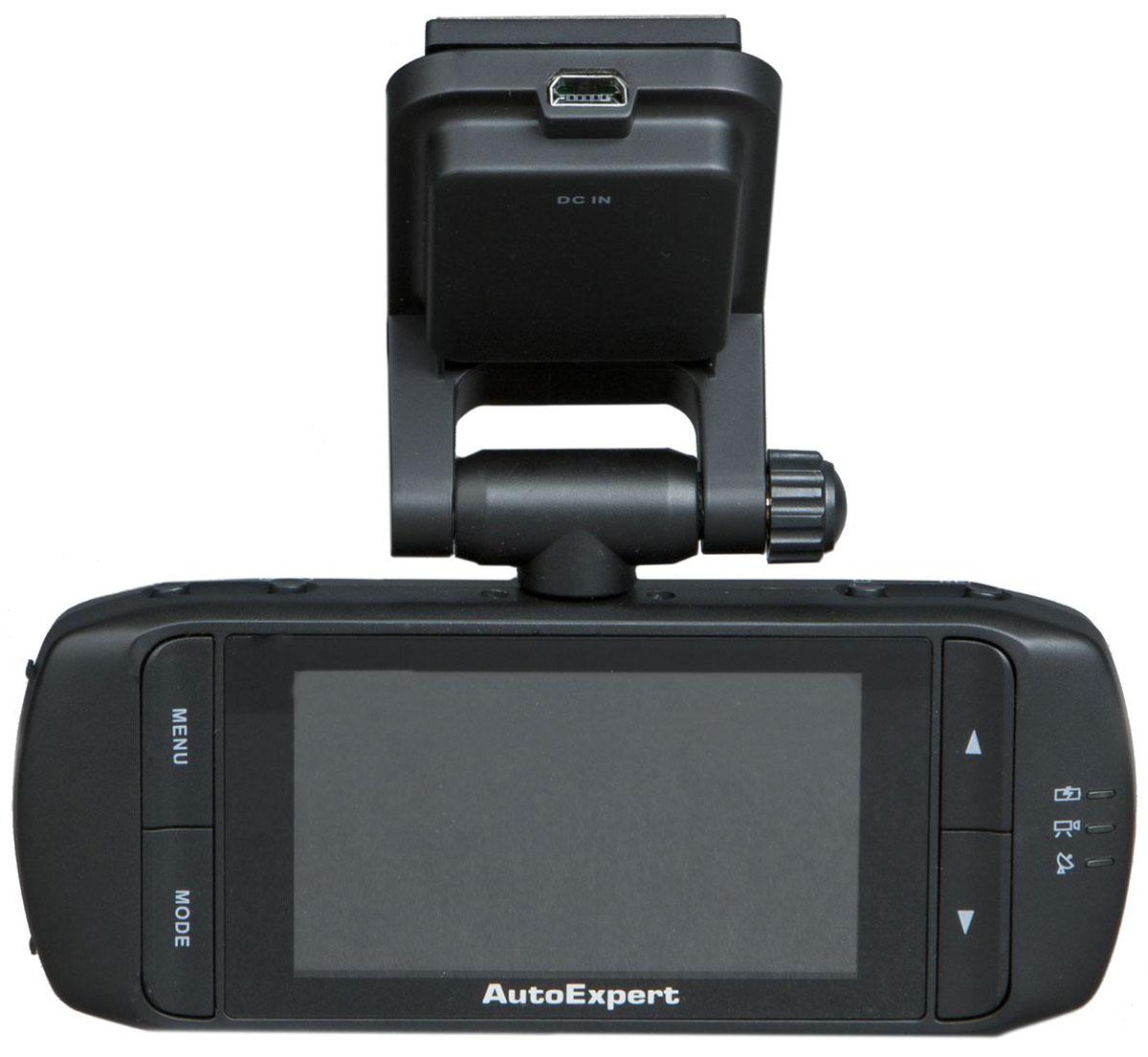 AutoExpert DVR 810, Black автомобильный видеорегистратор