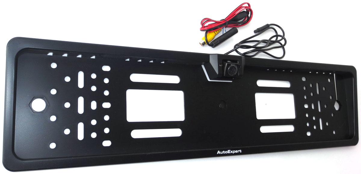 AutoExpert VC 204, Black автомобильная камера заднего вида2012506252041Современный ритм жизни диктует свои правила, и все больше людей обзаводятся автомобилями. Это приводит к тому, что машин в городах становится все больше, а из-за обилия машин многие люди испытывают трудности с парковкой. Камера заднего вида AutoExpert VC 204 позволяет уверенно чувствовать себя водителям, совершающим маневры при движении задним ходом. Это устройство экономит время при парковке, а главное нервы, особенно начинающим автомобилистам. С камерой заднего вида AutoExpert VC 204 не стоит бояться наехать на бордюр или столкнуться с другим автотранспортом. Камера заднего вида AutoExpert VC 204 - идеальное решение для практичных автолюбителей. Количество пикселей: 648 х 488 Разрешение: 420 линий Угол обзора: 170 градусов Сигнал/шум: > 45 дБ Видеовыход: 1В, 75 Ом Рабочая температура: -20 / +60°С Уровень защиты: IP66 (защита от пыли и воды) Парковочные линии (отключаемые) Изображение с камеры зеркальное ...