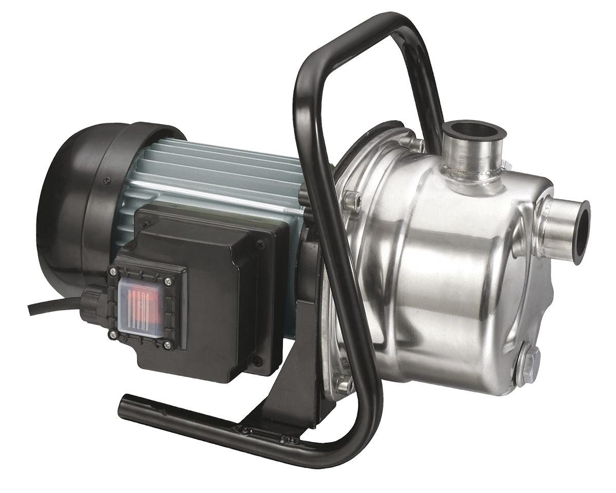 Насос поверхностный Ставр НП-1100 (1100 Вт)ст1100нпНапряжение сети, В: 220 Частота Гц: 50 Потребляемая мощность, Вт: 1100 Максимальная производительность, л/мин: 53,3 Напор, м: 42 Максимальное давление, атм: 4,2 Максимальная глубина всасывания, м: 8 Максимальная температура воды, °С: 40 Диаметр входного патрубка, дюйм(мм): 1(25) Диаметр выходного патрубка, дюйм(мм): 1(25) Класс защиты: IPX4 Материал корпуса: металл Длина сетевого кабеля, м: 1,2 Масса, кг: 7,1 Скачать руководство по эксплуатации в формате PDF существенно увеличивает срок службы насоса обеспечивает легкую транспортировку насоса мощный двигатель способен поднять воду с глубины до восьми метров надежно защищает насос от механических повреждений