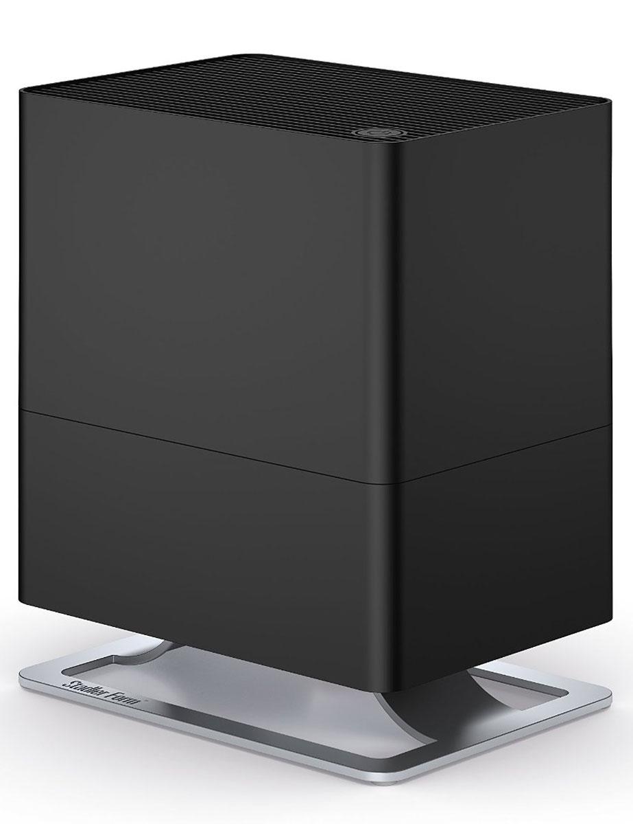 Stadler Form Oskar Little, Black увлажнитель воздуха0802322005615Увлажнитель воздуха Stadler Form Oskar Little очень бережлив, но при этом силен. У него два уровня мощности, и он специализируется на небольших комнатах до 30 м2 . Его эко-фильтр сделан из текстильных и растительных волокон, что является еще одним признаком его экономной натуры. Благодаря приглушаемой подсветке, очень тихой работе и мягкому распределению аромамасел, за здоровый климат в спальне определенно будет отвечать Oskar little. Как и другие модели, он выключается автоматически при пустом баке, который очень легко снова наполнить.