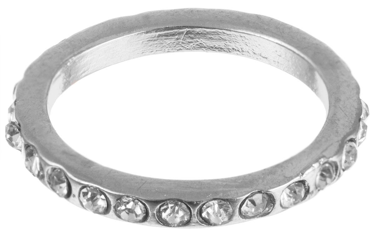 Кольцо на верхние фаланги Taya, цвет: серебристый. T-B-5362-RING-SILVERT-B-5362-RING-SILVERСтильное кольцо на верхние фаланги пальцев Taya декорировано стразами. Оригинальное кольцо Taya превосходно дополнит ваш образ и подчеркнет отменное чувство стиля своей обладательницы. Диаметр кольца: 1,5 см.