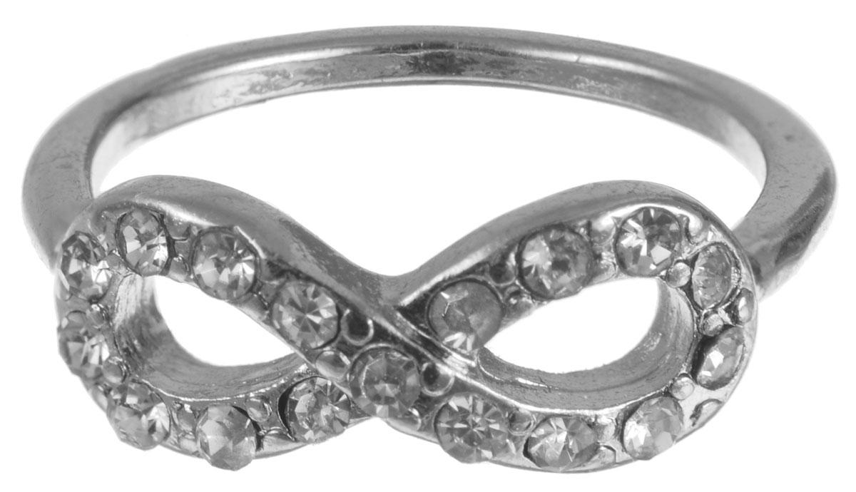 Кольцо на верхние фаланги Taya, цвет: серебристый. T-B-5365-RING-SILVERT-B-5365-RING-SILVERСтильное кольцо на верхние фаланги пальцев Taya декорировано знаком бесконечности, инкрустированным стразами. Кольцо Taya превосходно дополнит ваш образ и подчеркнет отменное чувство стиля своей обладательницы. Диаметр кольца: 1,5 см.