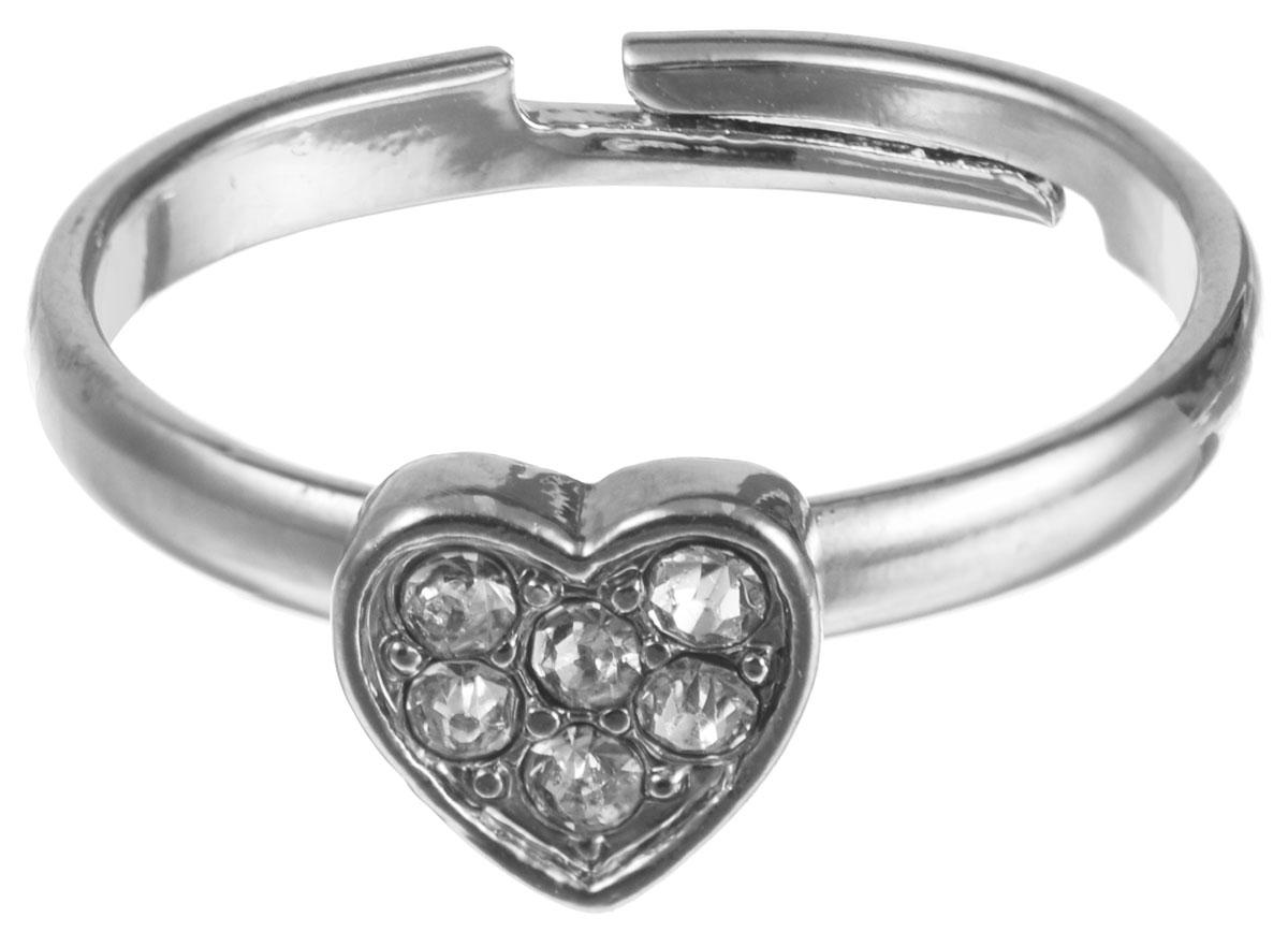 Кольцо на верхние фаланги Taya, цвет: серебристый. T-B-5359-RING-SILVER ( T-B-5359-RING-SILVER )
