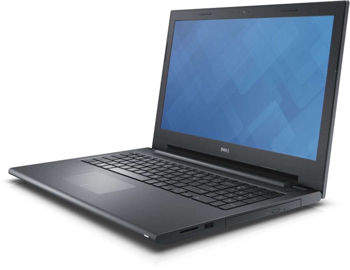 Dell Inspiron 3542-7807, Black3542-7807Dell Inspiron 3542 - универсальный ноутбук, оснащенный процессором от Intel с экраном размером 15,6 дюймов. Устройство имеет классический дизайн и выполнено в текстурированном пластиковом корпусе. Надежная производительность: Выполняйте ваши повседневные задачи - от поиска в Интернете до редактирования видео - с помощью процессоров Intel с возможностью регулирования мощности. Расширенные возможности высокой четкости: Расслабьтесь и смотрите любимые телепрограммы, подключайтесь к любимым веб-сайтам и делайте многое другое с помощью широкого экрана высокой четкости, который могут использовать несколько человек одновременно. Четкие детали и насыщенные цвета при просмотре видеозаписей, фотографий и многого другого. Встроенный дисковод DVD-дисков: Записывайте любимые композиции, смотрите фильмы и загружайте программное обеспечение с помощью опционального встроенного дисковода DVD-дисков. Хранение больших объемов данных...
