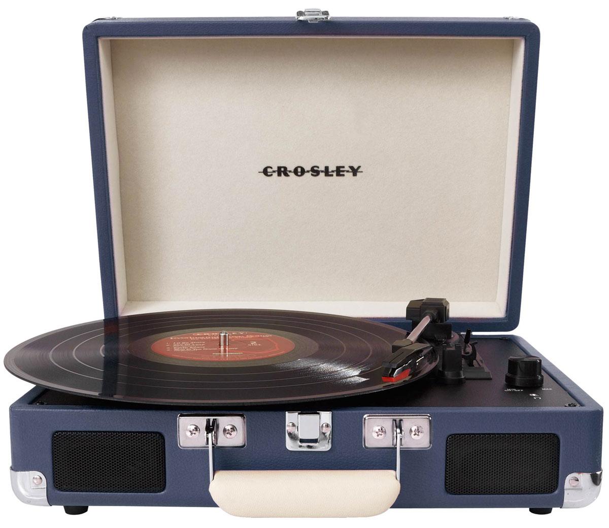 Crosley 8005, Blue ретро-проигрыватель ( CR8005-BL )