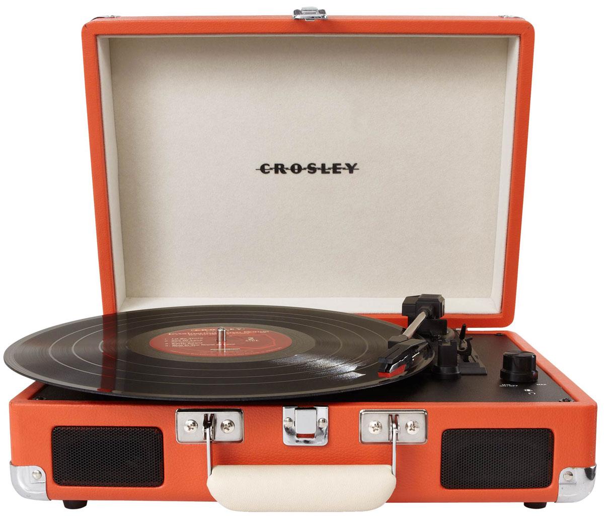 Crosley 8005, Orange ретро-проигрыватель ( CR8005-OR )