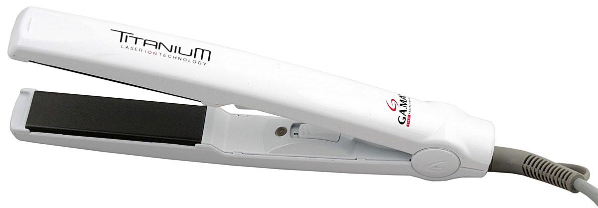 GA.MA Titanium Laser Ion выпрямитель для волосP21.CP1LTIТитан, которым покрыты пластины выпрямителя для волос GA.MA Titanium Laser Ion делают выпрямитель легким, долговечным и маневренным. Лазер-ионная технология позволяет волосам быть еще более блестящими, сокращая потерю влаги и предотвращая образование статического электричества. Генератор ионов: 2 миллиона ионов / с Скругленные края для возможности подкручивания волос Постоянная температура нагрева 220°С Быстрый нагрев: готовы к работе через несколько секунд Термоустойчивый пластиковый корпус Размер пластин 24 х 90 мм Антибактериальное покрытие корпуса и пластин Nano Silver