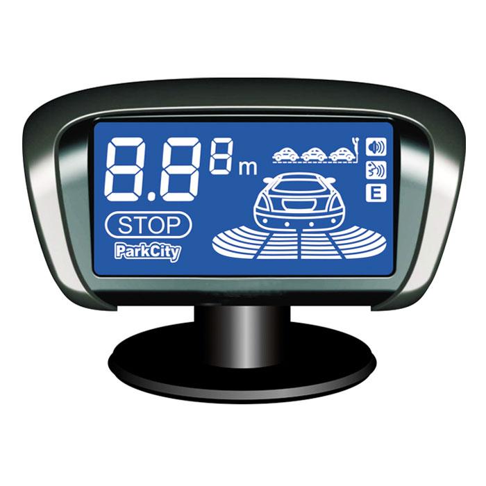 ParkCity Paris 418/301L, Red парковочный радар00000007875Парктроник ParkCity Paris 418/301L - это прибор, после установки которого, процесс парковки даже для начинающих водителей станет простым и абсолютно безопасным. Система фиксирует все объекты, встречающиеся на пути автомобиля. Радиус ее действия составляет 2,5 м - 30 см. Зафиксировав потенциальное препятствие, парктроник мгновенно оповещает водителя о его месторасположении и размерах при помощи звукового или голосового, а также визуального сигнала. Парковочная система Parkcity Paris оборудована 4 датчиками, которые устанавливаются на бампер автомобиля. Эти ультразвуковые приборы анализируют полученную информацию и передают ее на жидкокристаллический дисплей. Диапазон отображаемого на экране расстояния, оставшегося до возможного столкновения с препятствием, составляет 2 м - 30 см. Парктроник данной модели отличается высокой точностью измерения. Она равняется 10 см. Для максимального комфорта пребывания в салоне автомобиля, водитель может выбрать стандартный...